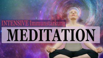 Meditation: Geführte Meditation für Reinigung – Abwehr von Fremdkörpern – Immunstärkung – ANTI Viral & Strahlung! Mit Nina Beste