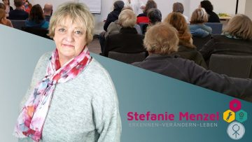 Interview: Erkennen-Verändern-Leben mit Stefanie Menzel! Sei online oder live in Hamburg dabei