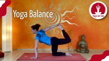 Yoga: Balance!  Mit Dagmar Herbst