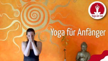 Yoga für Anfänger mit Dagmar Herbst