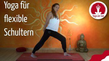 Yoga: Für flexible Schultern!  Mit Dagmar Herbst