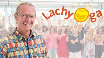Interview: Lachyoga – Willkommen auf der sonnigen Seite des Lebens mit Egbert Griebeling