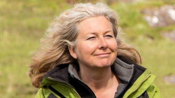 Interview: Landschaften intensiv erleben und Landschaftsströmungen erforschen,  mit Franca Bauer
