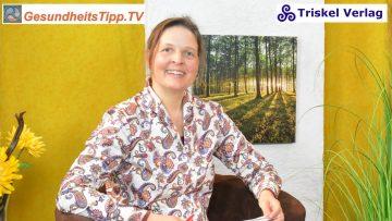 Vorstellung GesundheitsTipp.TV und Triskel Verlag mit Antje Tittelmeier