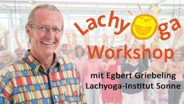 Lachyoga-Workshop 1 mit Egbert Griebeling