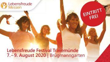 Lebensfreude Festival Travemünde 2020 | Britta Gerdes-Petersen im Interview