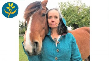 Hochsensitivität hat viele Gesichter – Pferde zeigen diese. Interview mit Christiane Trautwein-Lykke